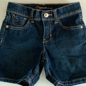 4T Jordache Bermuda denim toddler shorts